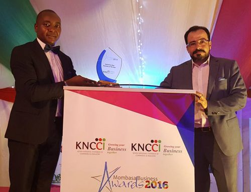 APC Wins 2016 Kenya Business of the Year Award