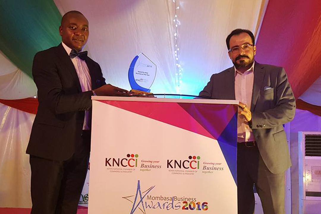 APC Wins 2016 Kenya Business of the Year Award